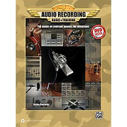 Alfred Audio Recording Boot Camp Book & DVD-ROM (00-38882)