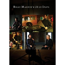 Alfred BILLY MARTINS LIFE ON DRUMS DVD (98-36789)