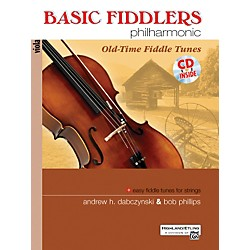 Alfred Basic Fiddlers Philharmonic: Old Time Fiddle Tunes (00-28318)