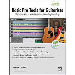 Alfred Basic Pro Tools for Guitarists Book & DVD (00-35885)