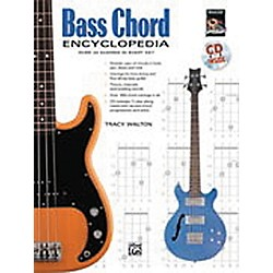 Alfred Bass Chord Dictionary - Book/Cd (00-24409)