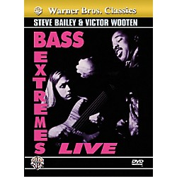 Alfred Bass Extremes Wooten and Bailey (DVD) (00-907129)