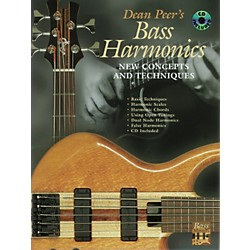 Alfred Bass Harmonics Book/CD (00-0293B)