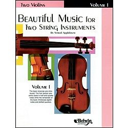 Alfred Beautiful Music for Two String Instruments, Book I (00-EL01323)