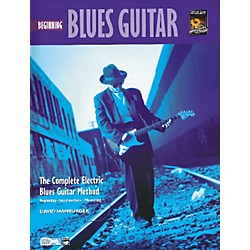 Alfred Beginning Blues Guitar (Book/CD) (00-8230)