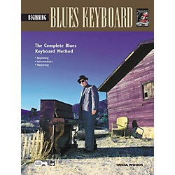 Alfred Beginning Blues Keyboard (Book/CD) (00-18415)