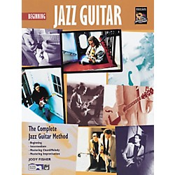 Alfred Beginning Jazz Guitar (Book/CD) (00-14120)