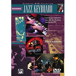 Alfred Beginning Jazz Keyboard (Book/DVD) (00-22619)