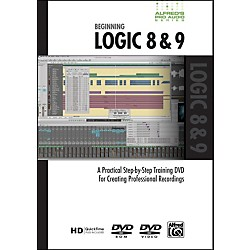 Alfred Beginning Logic 8 & 9 (DVD) (00-33628)
