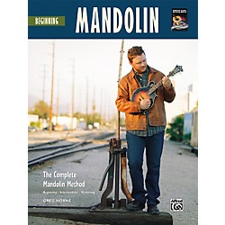 Alfred Beginning Mandolin (Book/CD) (00-22665)