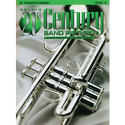 Alfred Belwin 21st Century Band Method Level 3 B-Flat Cornet (Trumpet) (00-B21309)