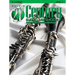 Alfred Belwin 21st Century Band Method Level 3 Clarinet Book (00-B21304)