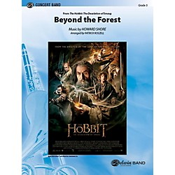 Alfred Beyond the Forest from The Hobbit: The Desolation of Smaug Concert Band Grade 3 Set (00-42210)