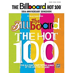 Alfred Billboard Magazine Hot 100 50th Anniversary Songbook PVC (00-32746)