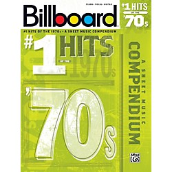 Alfred Billboard No. 1 Hits of the 1970s PVC (00-35003)
