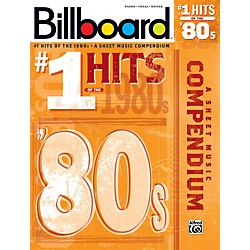 Alfred Billboard No. 1 Hits of the 1980s PVC (00-35004)