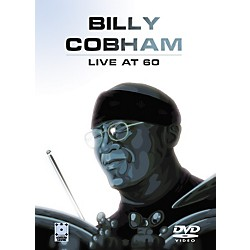 Alfred Billy Cobham Live at 60 DVD (75-27935)