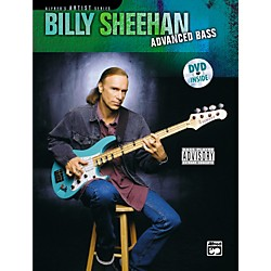 Alfred Billy Sheehan: Advanced Bass (Book/DVD) (00-21980)