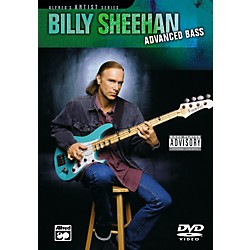 Alfred Billy Sheehan: Advanced Bass (DVD) (00-21981)