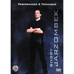 Alfred Bobby Jarzombek Performance Techniques (DVD) (00-908110)