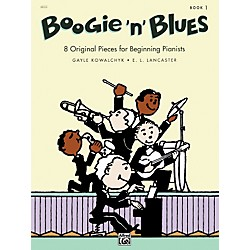 Alfred Boogie 'n' Blues Book 1 Piano (00-6033)