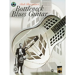 Alfred Bottleneck Blues Guitar Book/CD (00-EL96164CD)