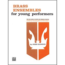 Alfred Brass Ensembles for Young Performers 2 Cornets Trombone (00-778)