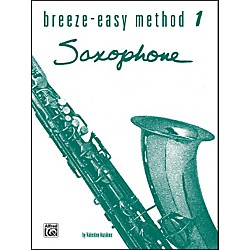 Alfred Breeze-Easy Method for Saxophone Book I (00-BE0015)