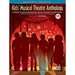 Alfred Broadway Presents! Kids' Musical Theatre Anthology Book & CD (322155)