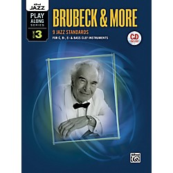Alfred Brubeck & More Flexible Instrumentation Book & CD (00-36093)