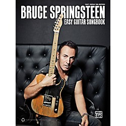 Alfred Bruce Springsteen - Easy Guitar TAB Songbook (00-40569)