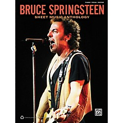 Alfred Bruce Springsteen - Sheet Music Anthology Book (00-37574)