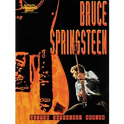 Alfred Bruce Springsteen Anthology Series Guitar Tab Book (00-PG9621)