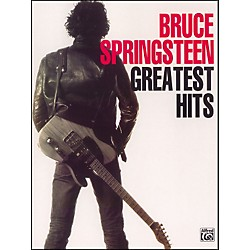 Alfred Bruce Springsteen Greatest Hits Piano/Vocal/Chords (00-PF9541)