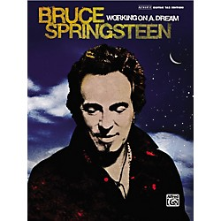 Alfred Bruce Springsteen Working on a Dream Guitar TAB (00-32176)