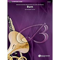 Alfred Burn Concert Band Grade 4 Set (00-42226)