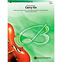 Alfred Carry On String Orchestra Level 3 Set (00-41213)