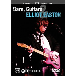 Alfred Cars, Guitars & Elliot Easton (DVD) (00-25444)