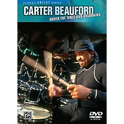Alfred Carter Beauford - Under the Table and Drumming DVD (00-902971)