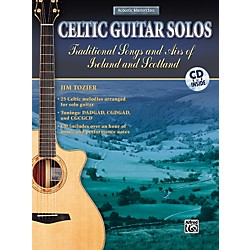 Alfred Celtic Guitar Solos Book with CD (00-25486)