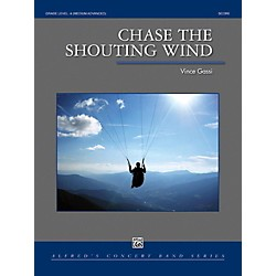 Alfred Chase the Shouting Wind Concert Band Grade 4 Set (00-41965)
