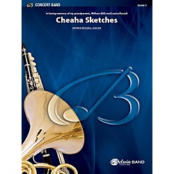 Alfred Cheaha Sketches Concert Band Grade 3 Set (00-42198)