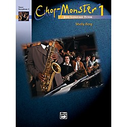 Alfred Chop-Monster Book 1 Baritone Saxophone Book & CD (00-251555)