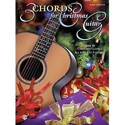 Alfred Chords for Christmas Guitar Easy Guitar Book (00-0458B)
