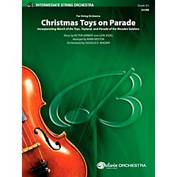 Alfred Christmas Toys on Parade String Orchestra Grade 2.5 Set (00-40493)