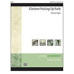 Alfred Clarinets Packing Up Early Concert Band Grade 2 Set (00-41945)