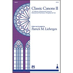Alfred Classic Canons Volume II (Book) (00-18915)