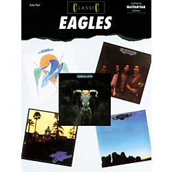 Alfred Classic Eagles Guitar Tab Book (699399)