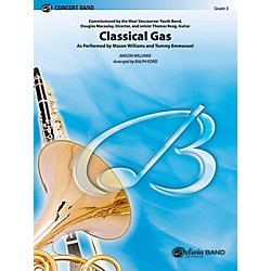 Alfred Classical Gas Concert Band Level 3 Set (00-42224)