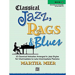 Alfred Classical Jazz Rags & Blues Book 3 Piano (00-31860)
